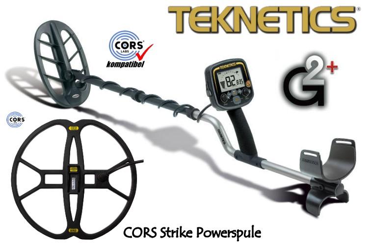 Teknetics G2 plus LTD Metalldetektor