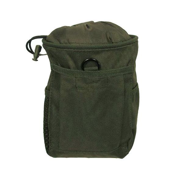 Fundtasche für Metalldetektorfunde (Farbe oliv)