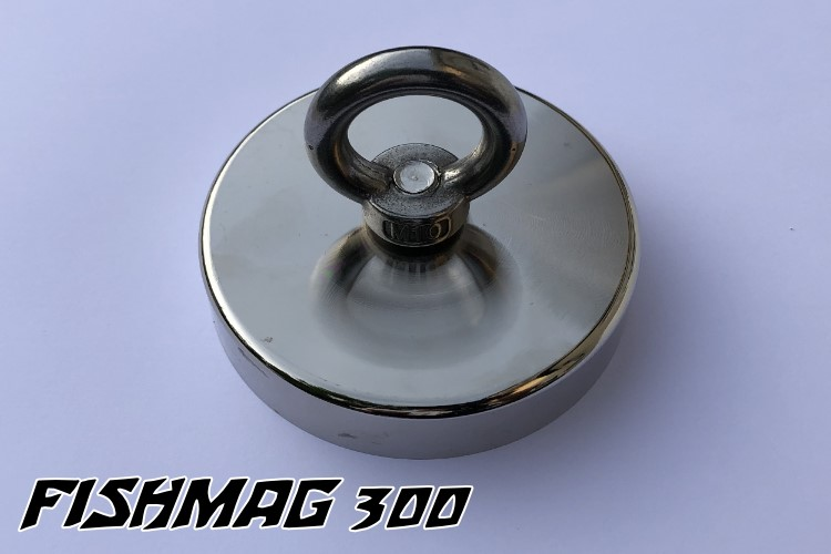 Bergemagnet FISHMAG 300