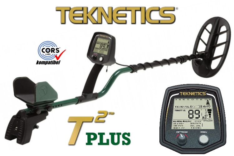 Teknetics T2 plus (Tiefensonde)
