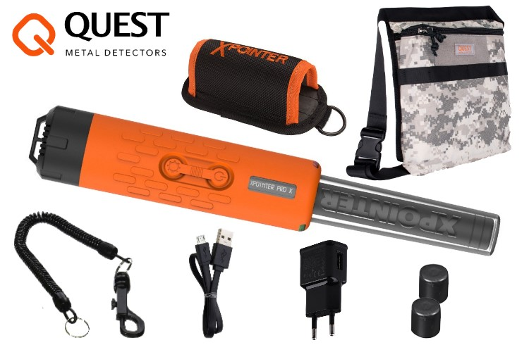 Quest Xpointer MAX (Pinpointer)