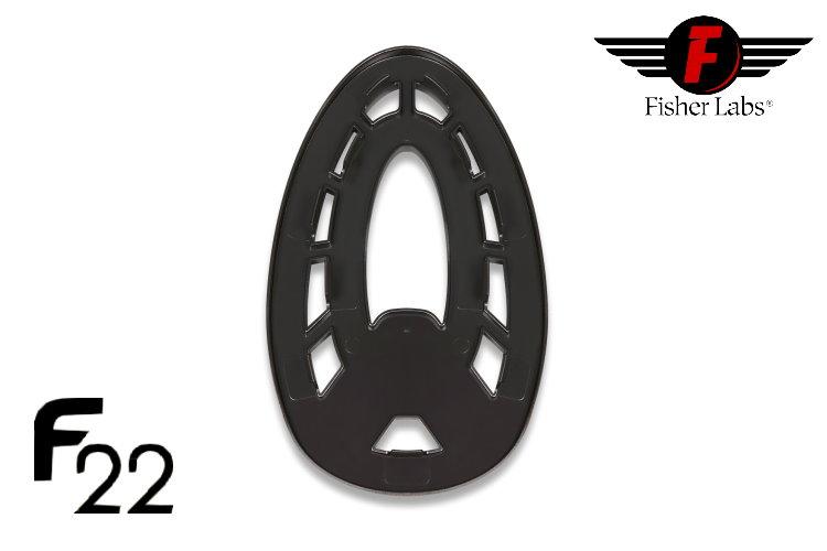 Spulenschutz für Metalldetektor Fisher F22