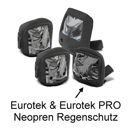 Regenschutz für Eurotek und Eurotek PRO