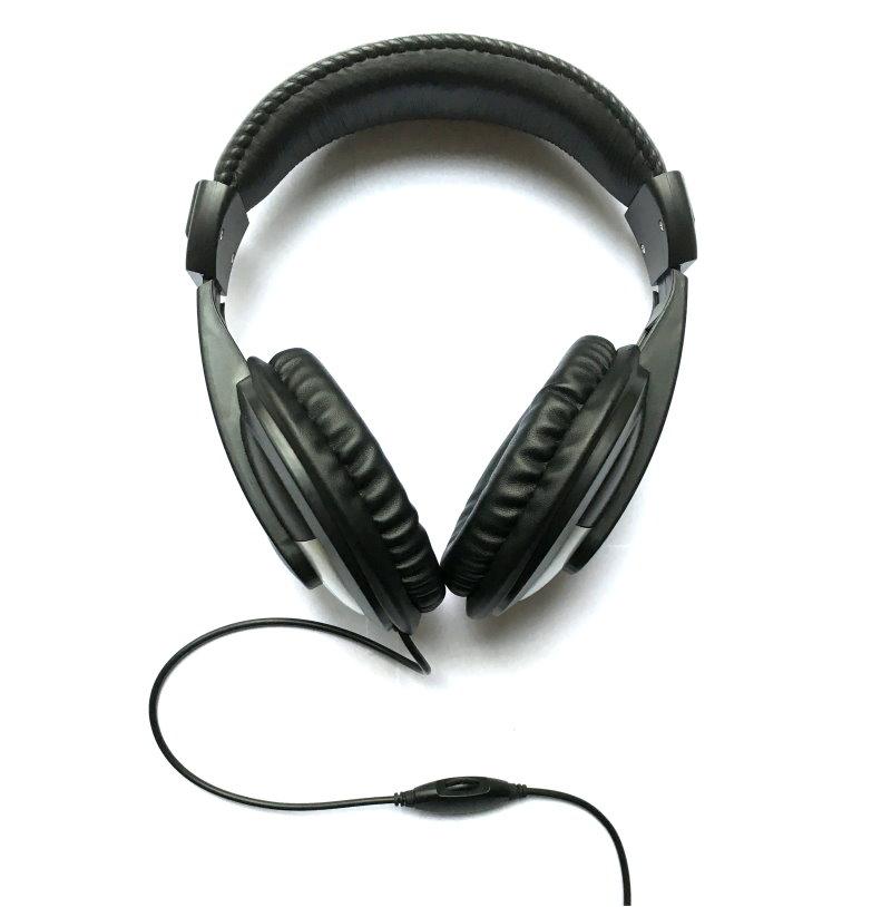 Metalldetektor Kopfhörer (Aktionspreis)